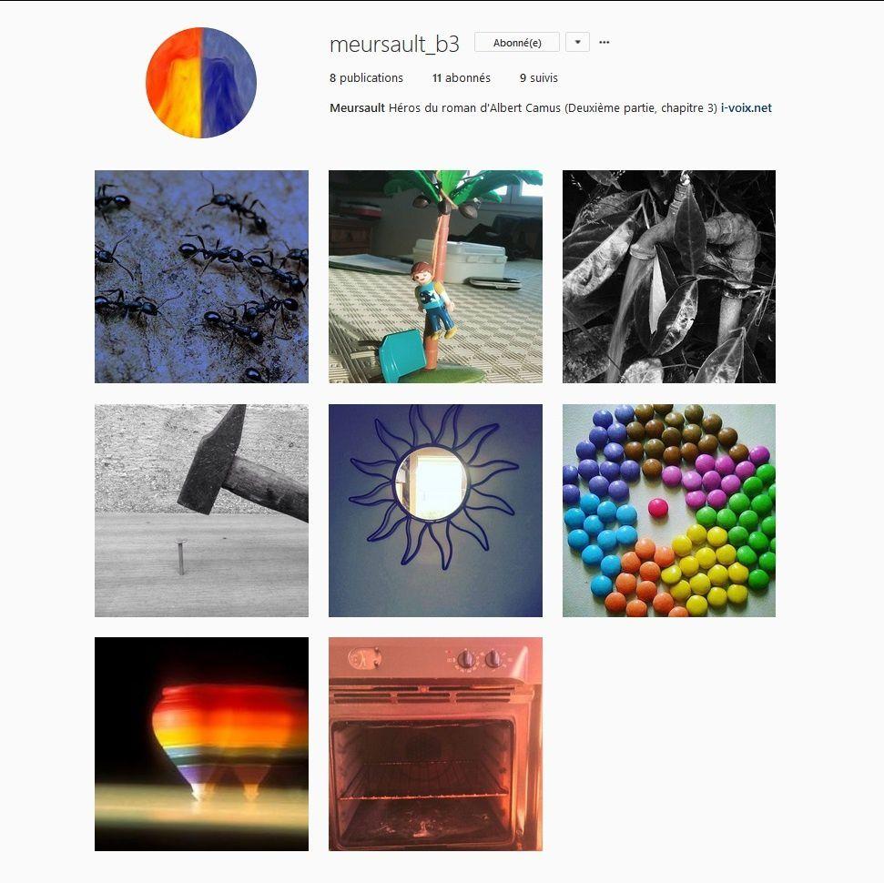 Meursault sur Instagram - II, 3