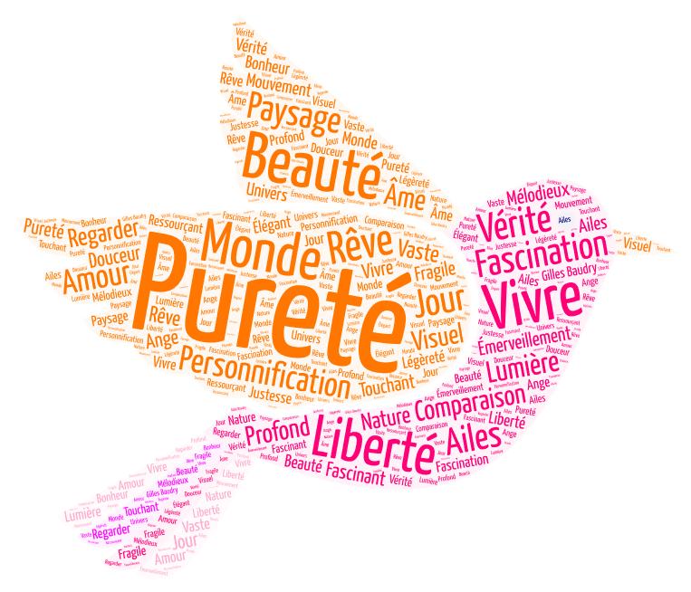 Florilège - Nuages de mots 2016-2017