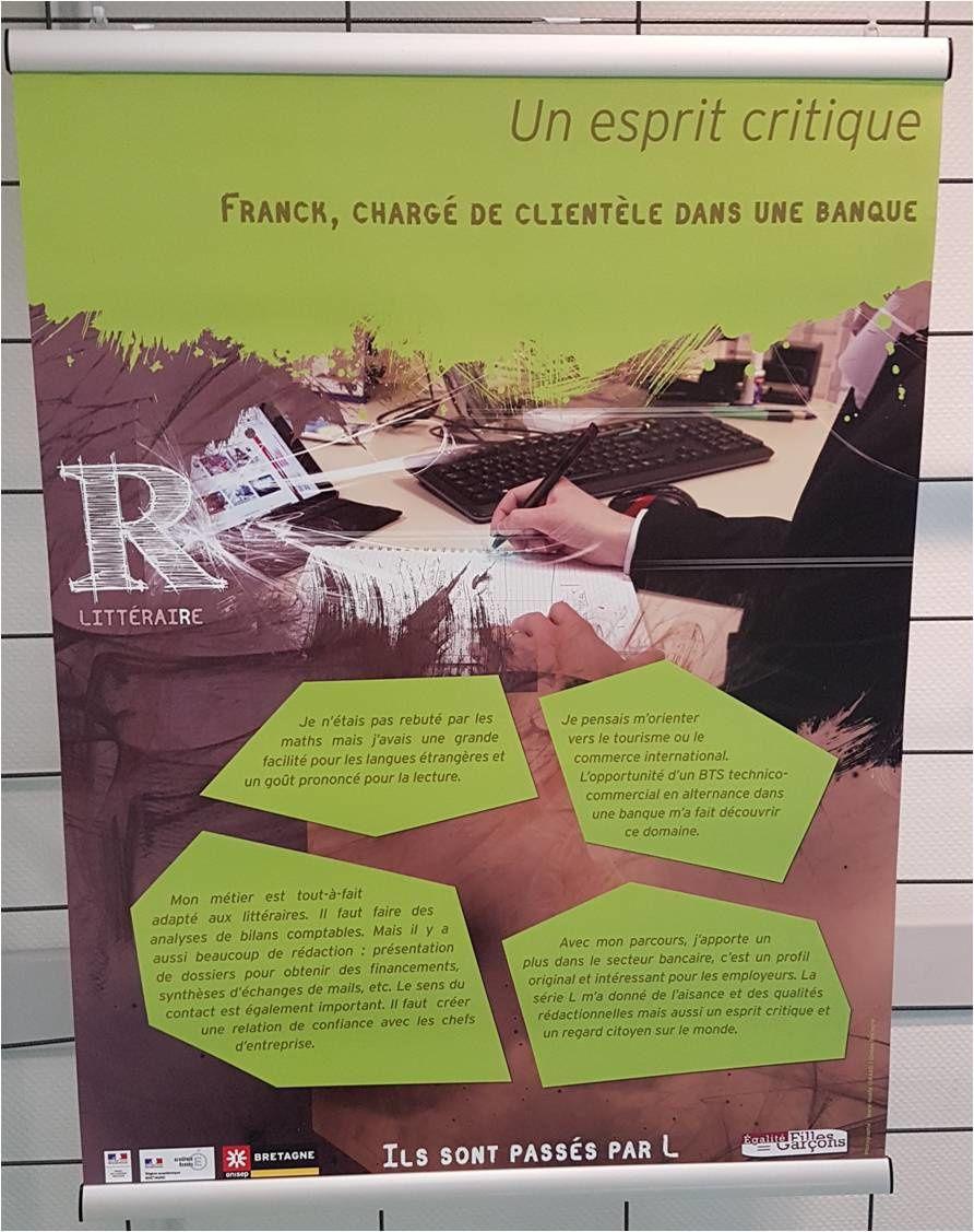 L.I.T.T.E.R.A.I.R.E : Les affiches témoignages
