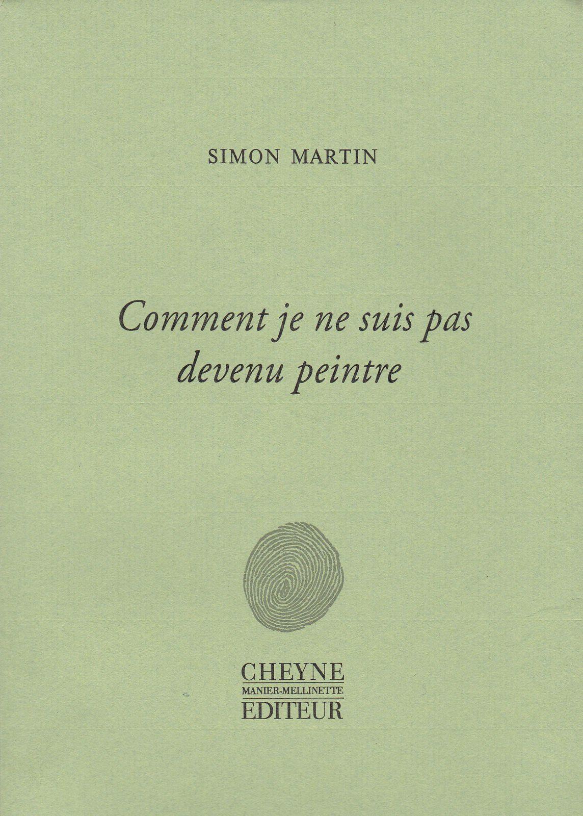 Centon - Simon Martin