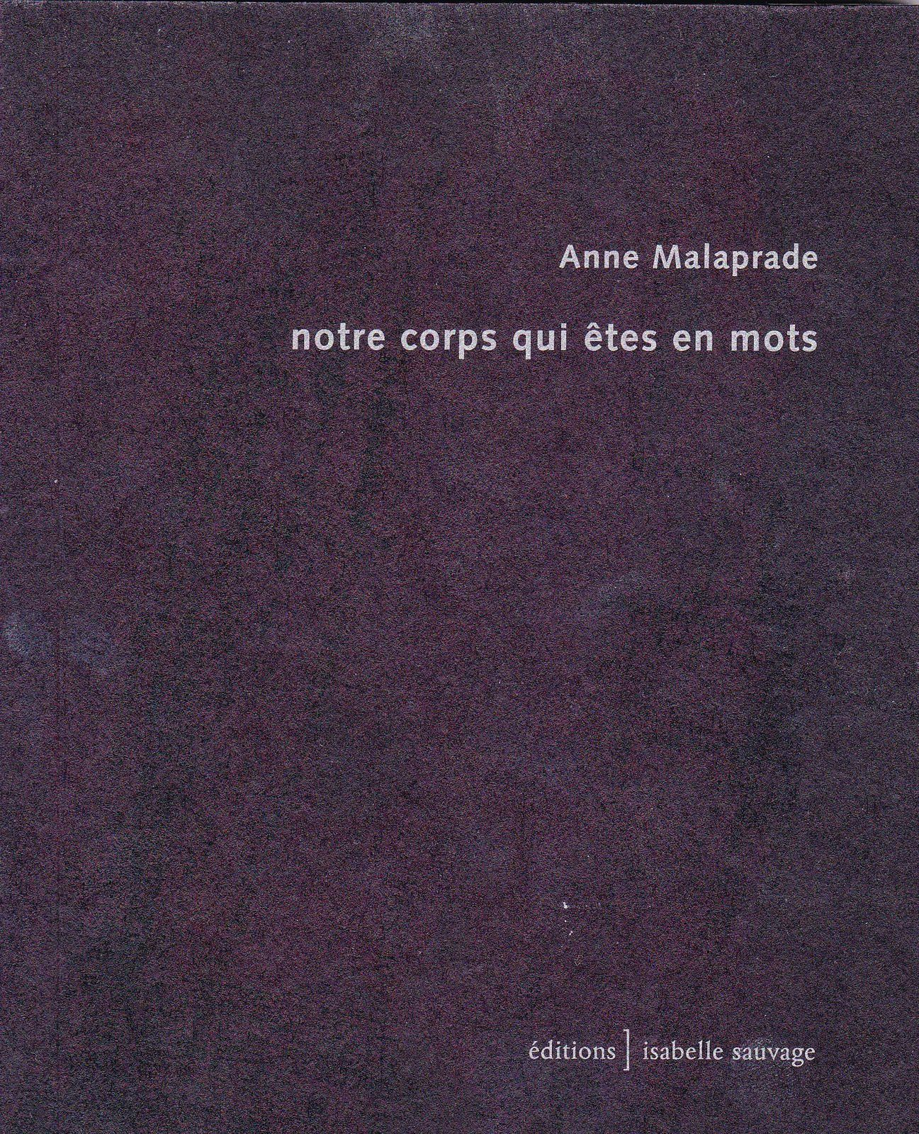 Contraction - Anne Malaprade