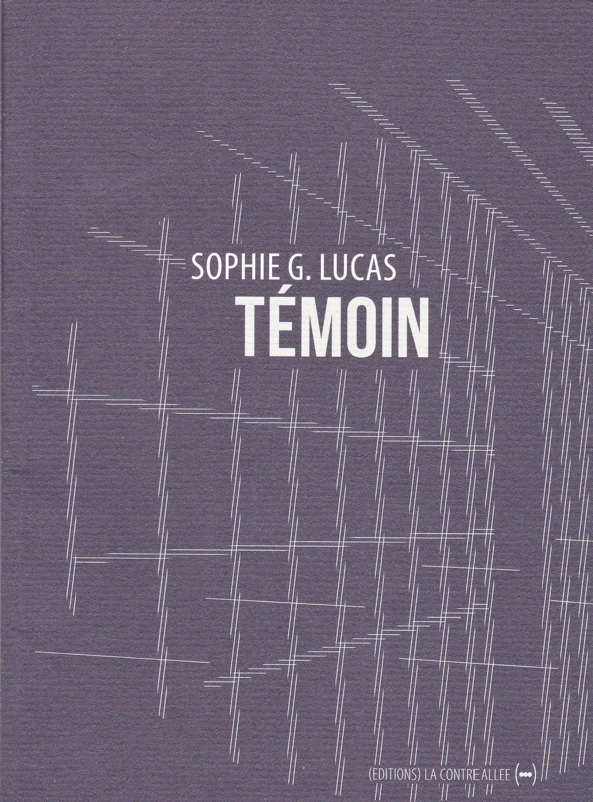 Contraction - Sophie G. Lucas