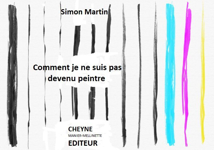 Couverture - Simon Martin
