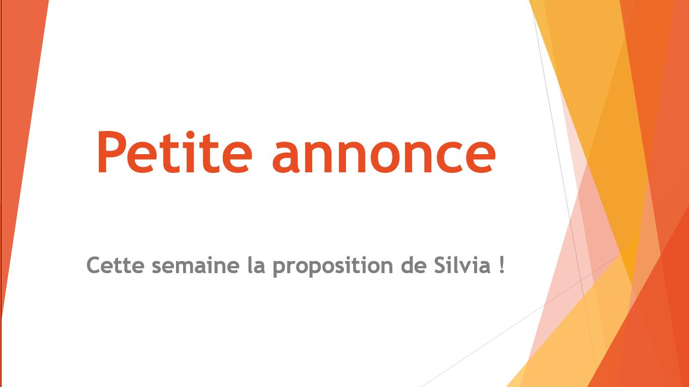 Meetic - Silvia