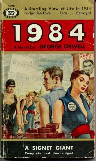 Lecture - George Orwell, 1984
