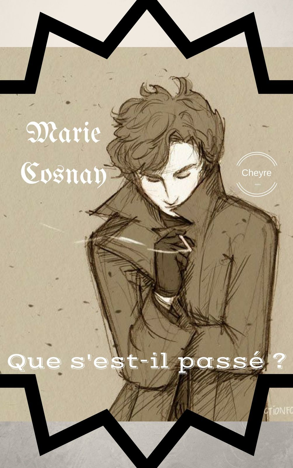 Couvertures  - Marie Cosnay
