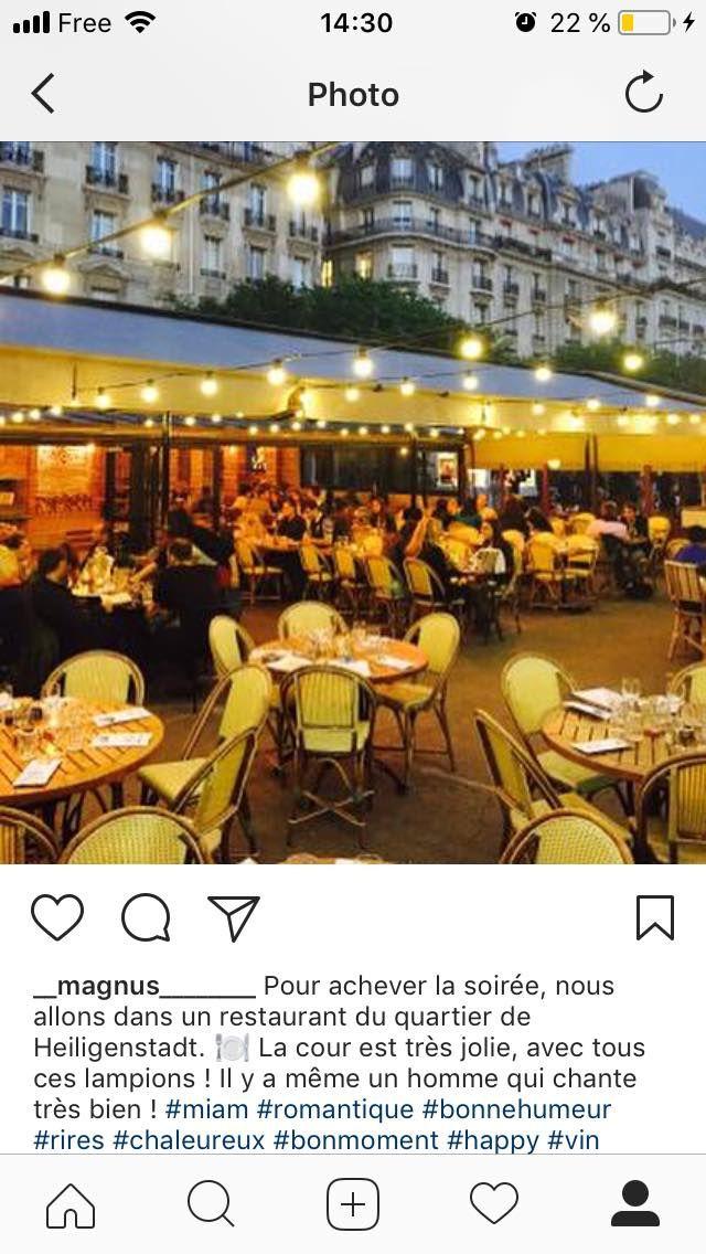 Traces numériques - Instagram Vienne