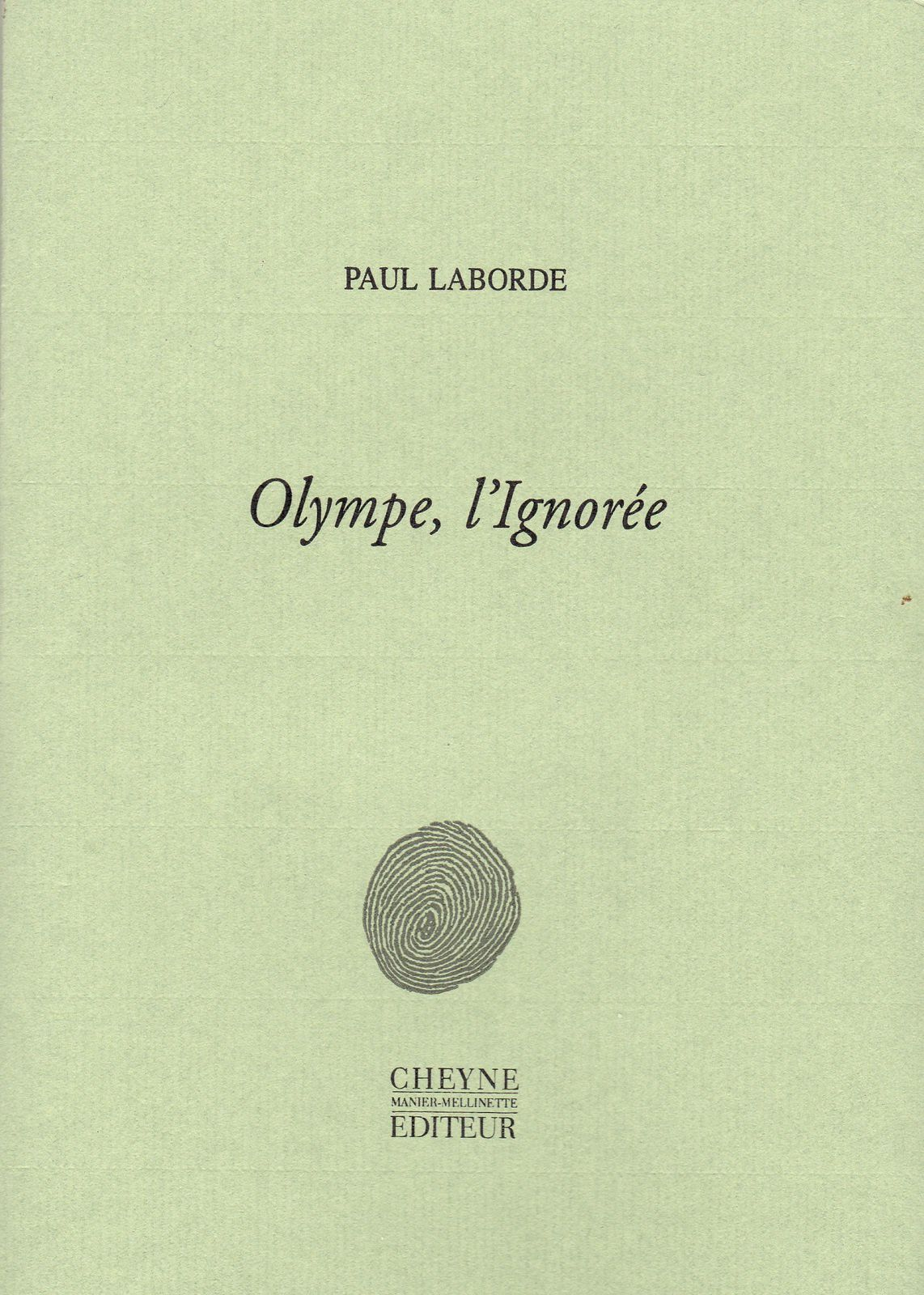 Observations - Paul Laborde