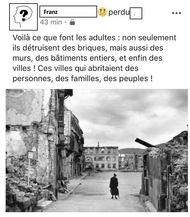 Florilège - Une année sur les réseaux sociaux