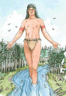Ethnologie - La religion des amérindiens