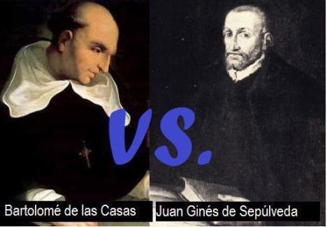 Test - Las Casas ou Sepúlveda ?