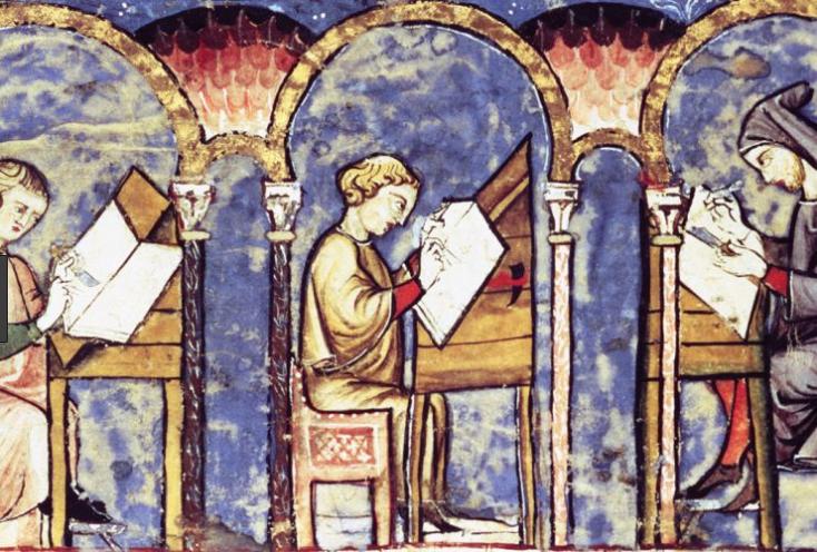 Dans le scriptorium numérique i-voix