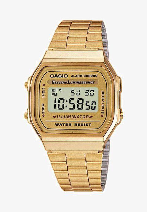 """""""montre Casio gold, si seulement tu valais autant que ce que tu portes"""""""