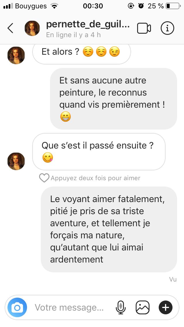 Dans le smartphone de Louise Labé - Sonnet XX