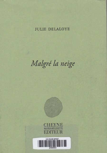 Dilatation - Julie Delaloye