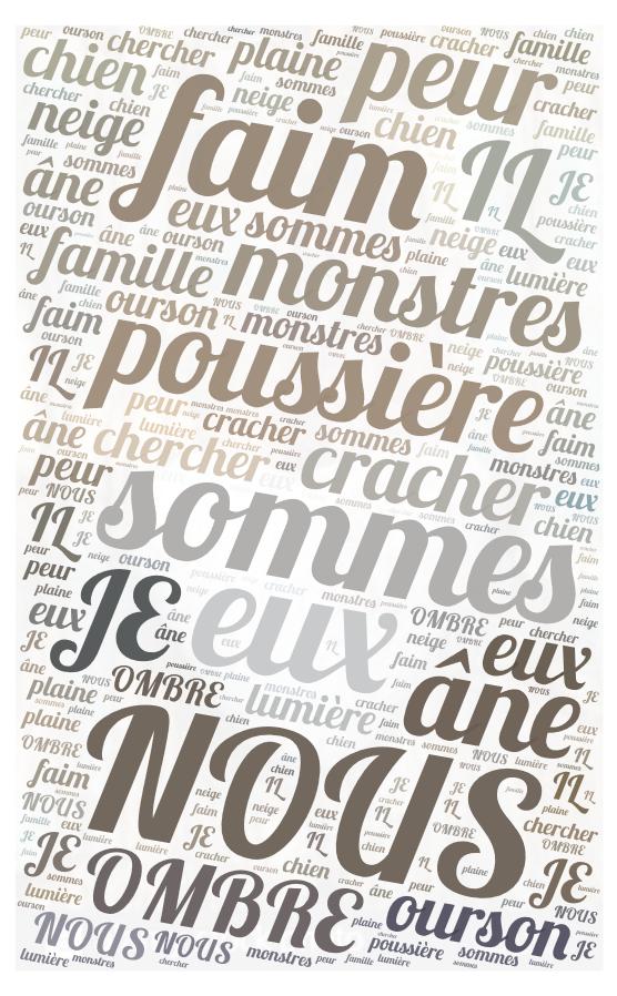 Nuage - Thomas Vinau