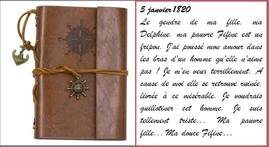 Journal intime d'une serétaire italienne