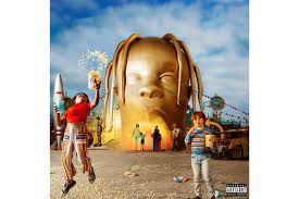 Cover d'Astroworld