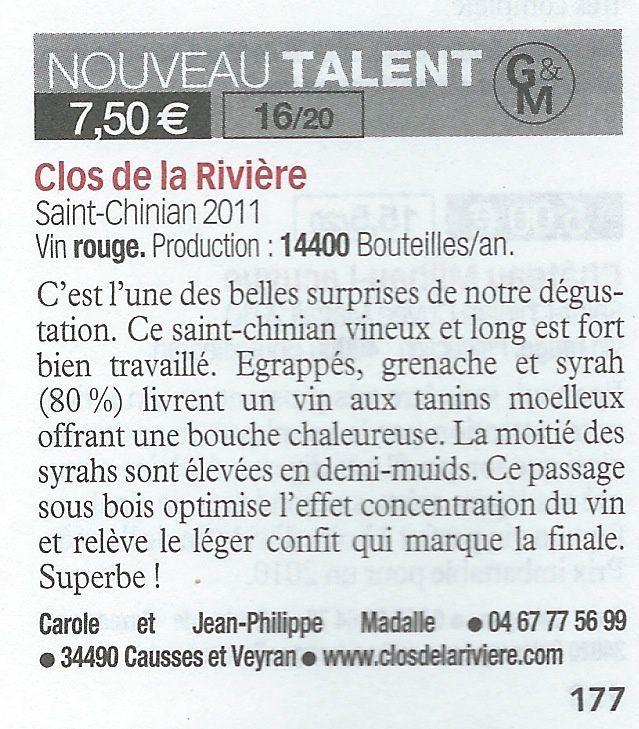 GUIDE de la Revue des Vins de France 2015 - Les Bonnes Affaires à moins de 20€.