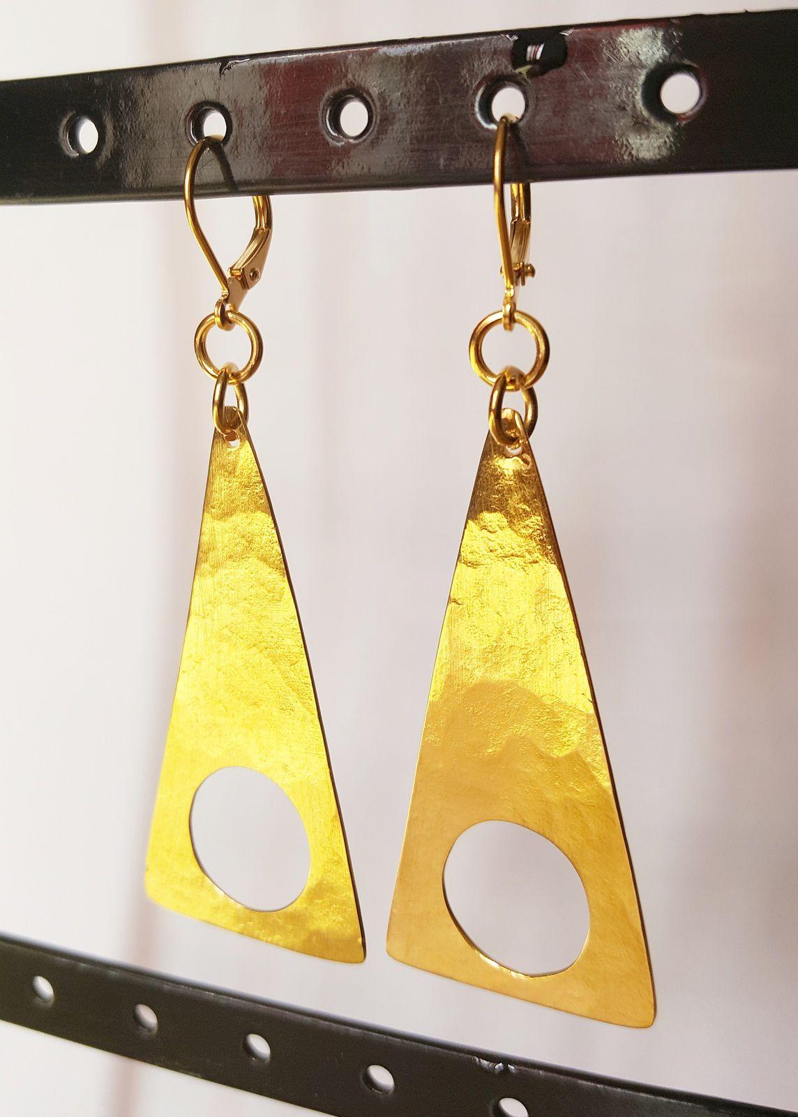 Bijoux dorés à l'or fin