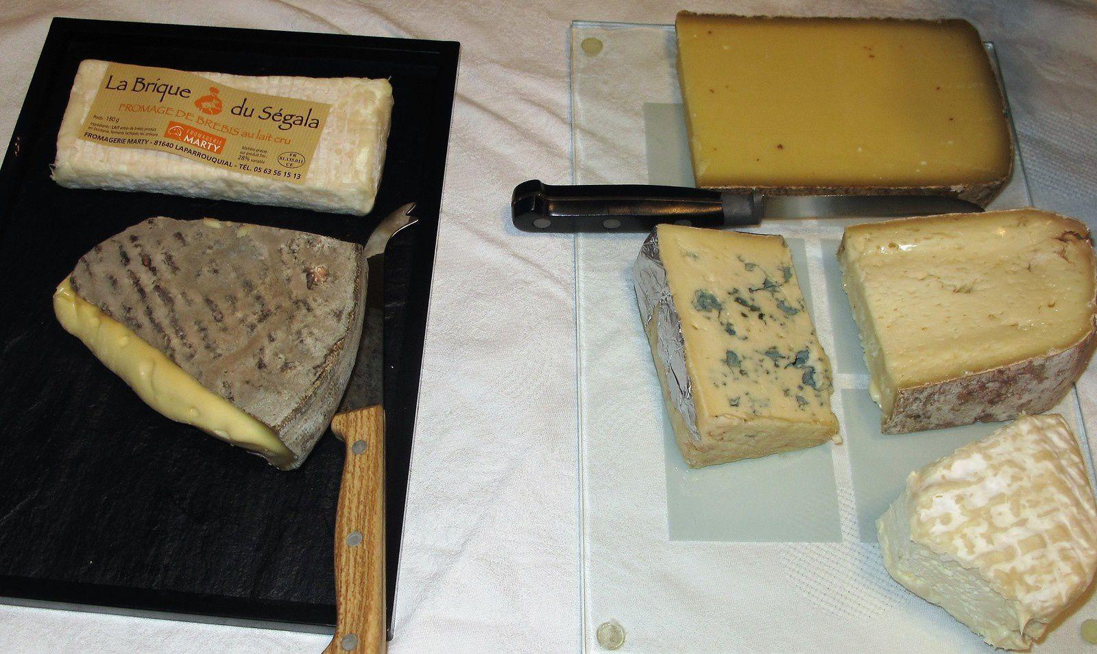 Repas-dégustation avec Tarlant, Tissot, Prieur, Jérome Lenoir, Pibarnon