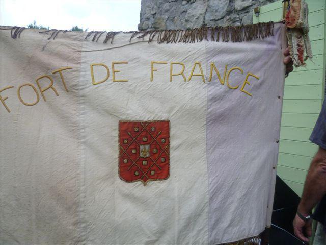 Barrême  : histoire du drapeau