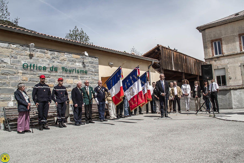 Reportage 8 mai St André les Alpes