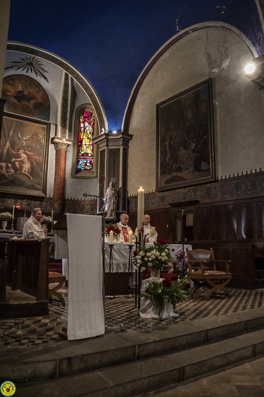 Visite paroissiale de Monseigneur Loizeau