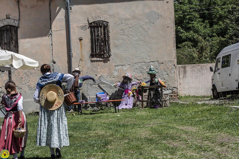 Photos fête de la lavande , Dimanche 27 juillet