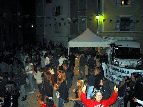 Photos de la Fête de la Placette , St André les Alpes