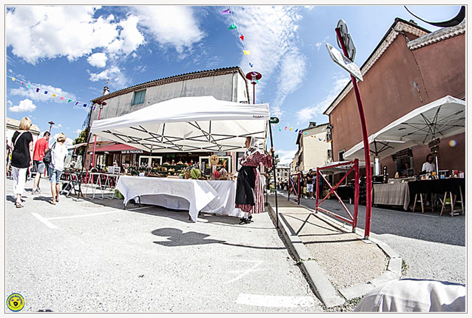photos André Laugier et l'association Verdon-info (Odile , Maurice Christian)