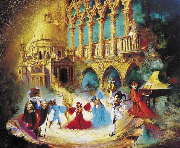 Corominas (Georges)- Carnaval