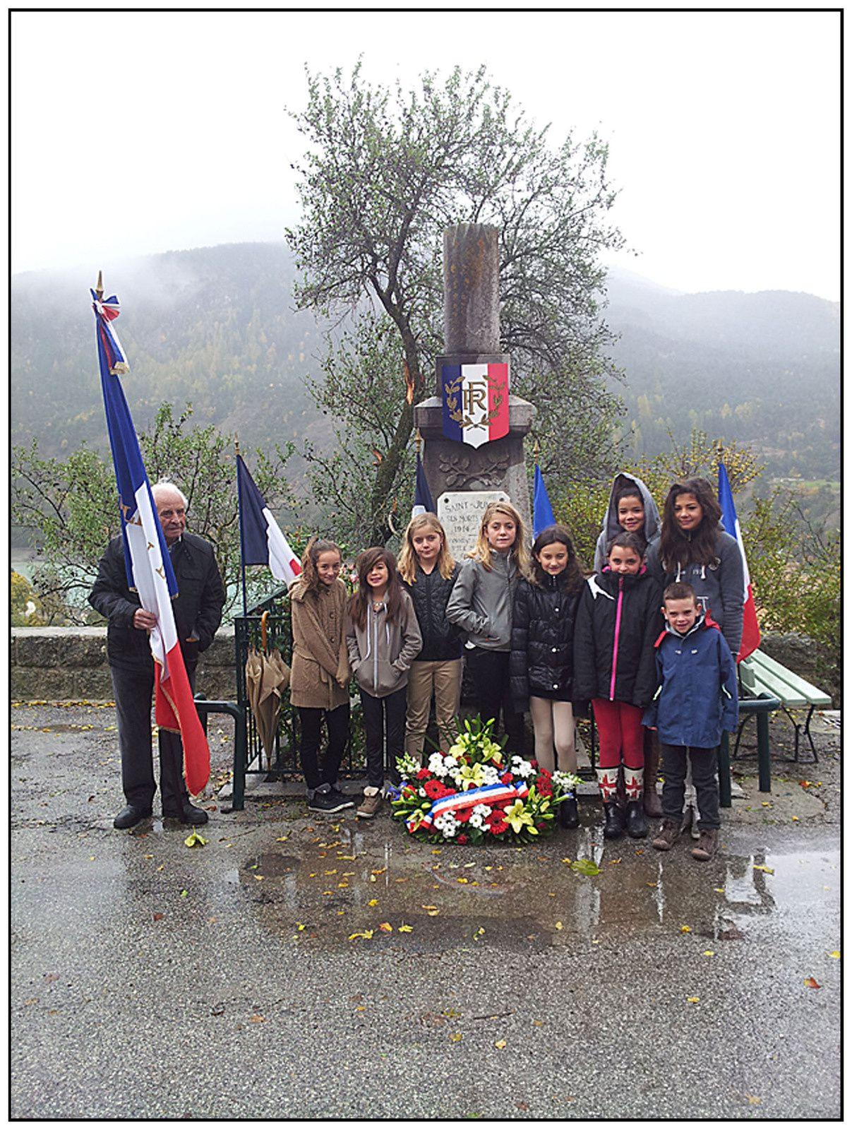 St Julien du Verdon