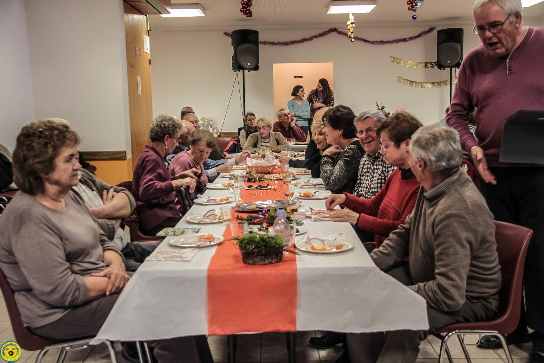 Goûter de Noel La Mure Argens le 14 décembre 2014