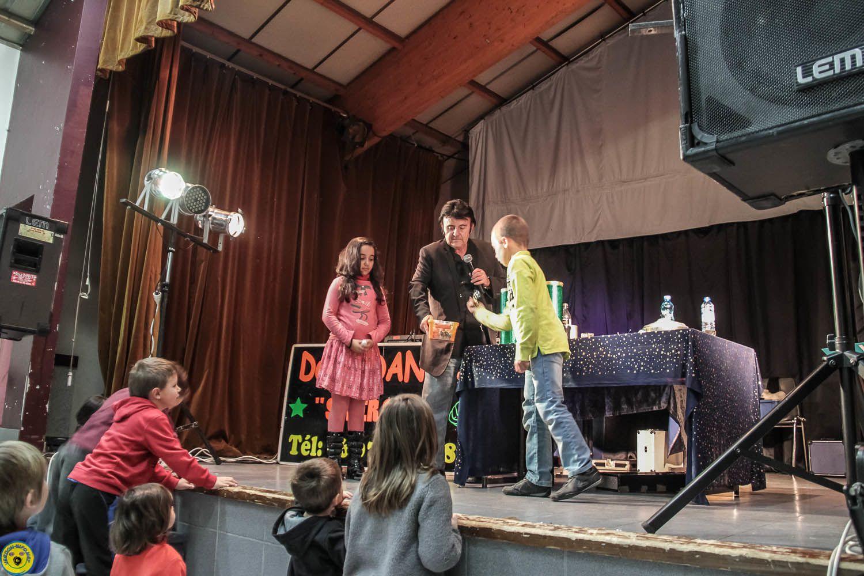 Saint André les Alpes : le Noël des petits était organisé par le Comité des Fêtes