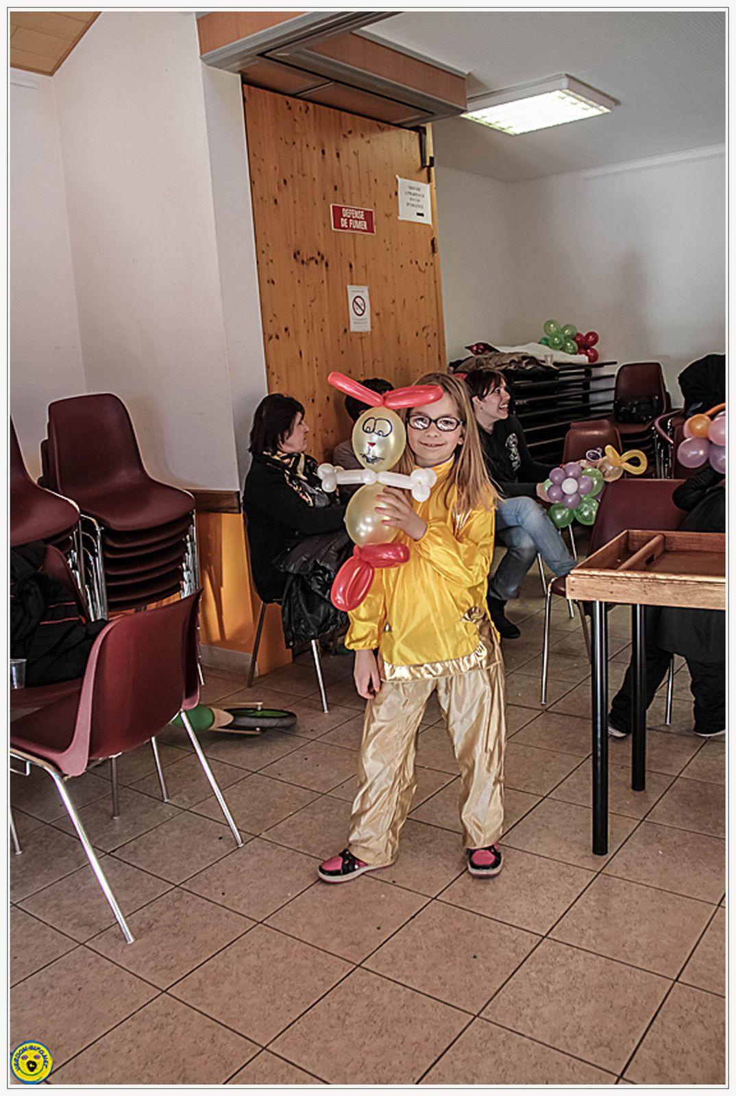 Le Carnaval de l'Association le Riou La Mure Argens