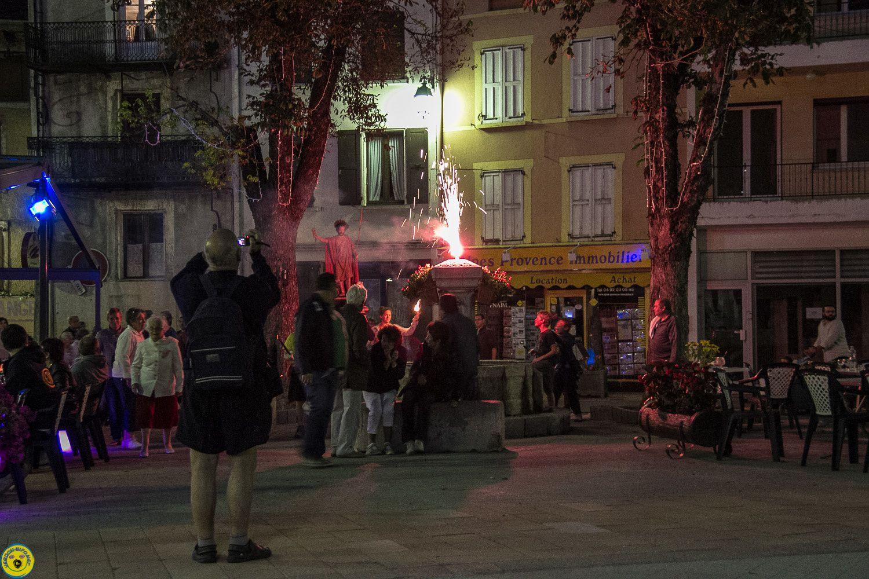 Saint André les Alpes: Saint André fête Saint Jean
