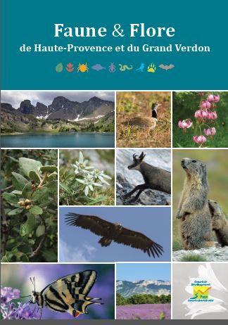 Faune & Flore de Haute-Provence et du Grand Verdon, un ouvrage à consulter