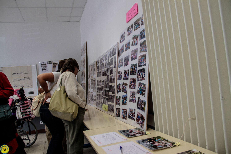 Visite au cinquantenaire du Collège René Cassin
