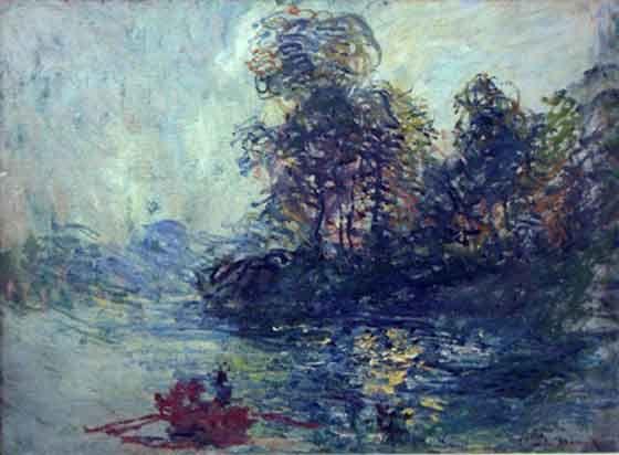 La page poésie d'Odile  :La rivière endormie