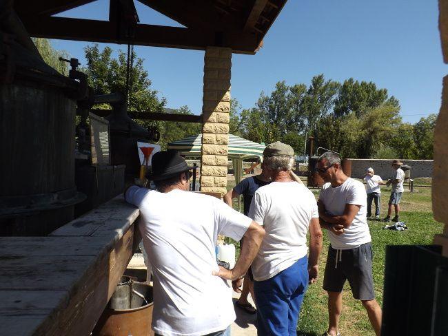 Barrême  : parc de la distillerie journée éducative
