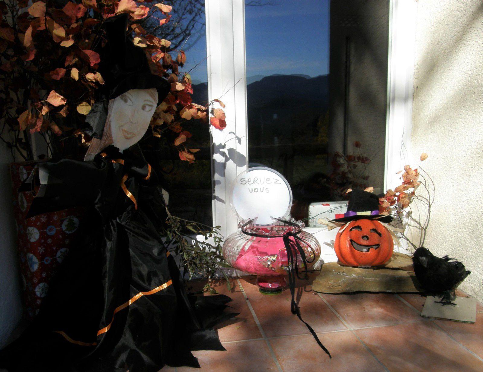 Halloween à Robion