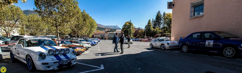 Saint André les Alpes : Le rallye des Jasmins 13ème édition
