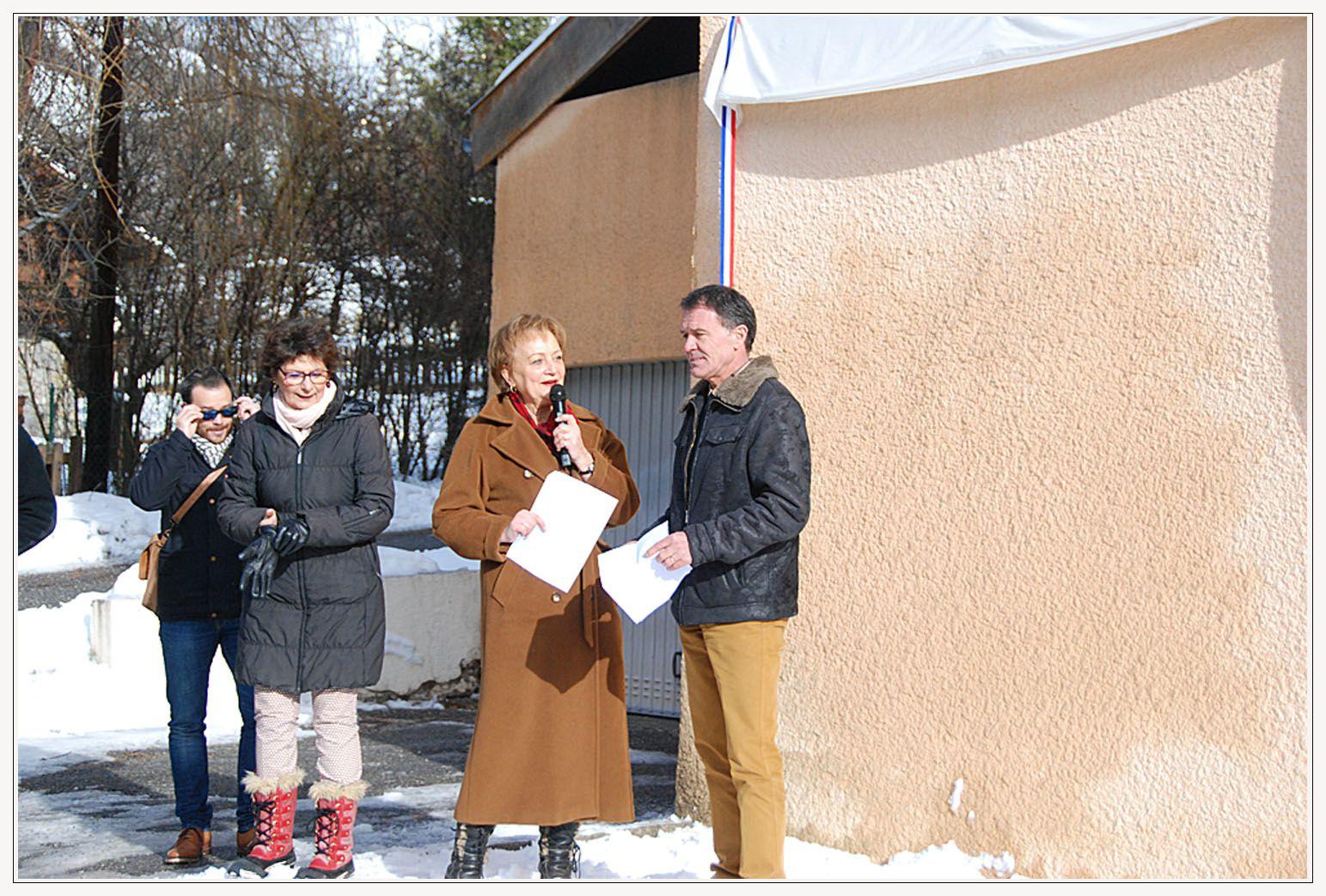 Allos  : Inauguration de la Maison des saisonniers