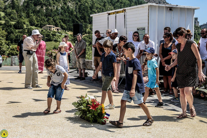 Festivité St Julien du Verdon 2018