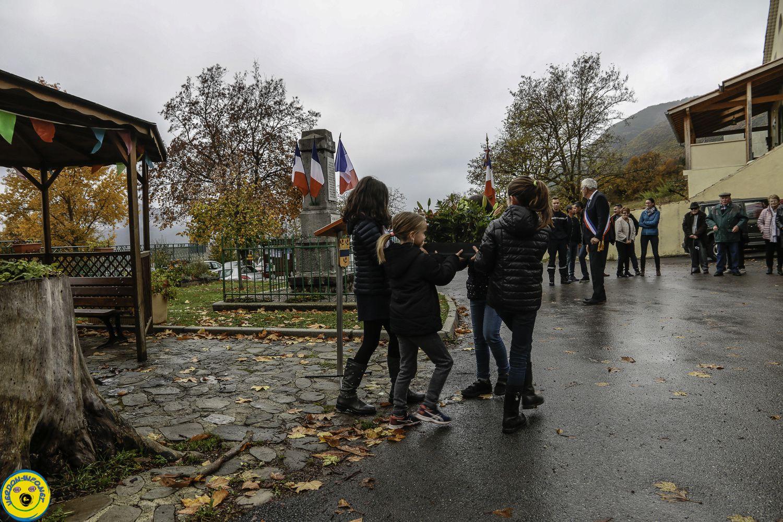 La Mure Argens  : Commémoration du centenaire du 11 novembre 1918