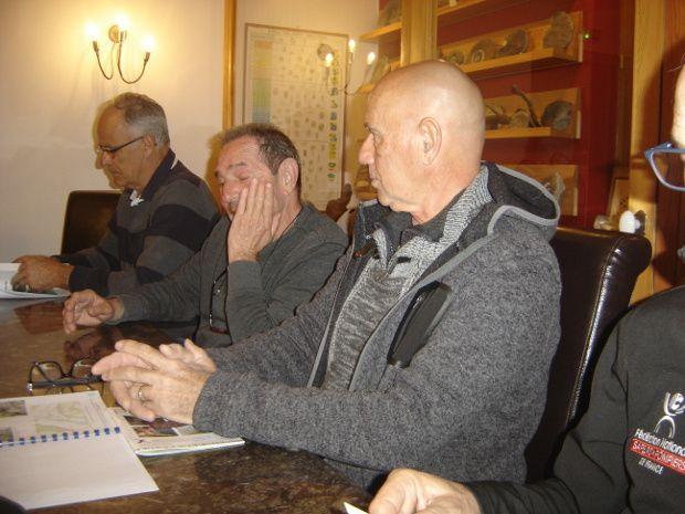 L'APPMA PÊCHE des 3 ASSES a tenu son assemblée générale.