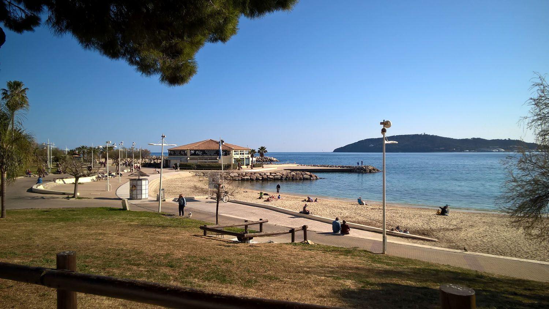 Roudoulet de Chamatte en balade à Toulon