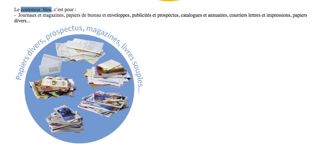 Le sydévom 04 journée d'information sur le compostage ,  nouvelles consignes de tri
