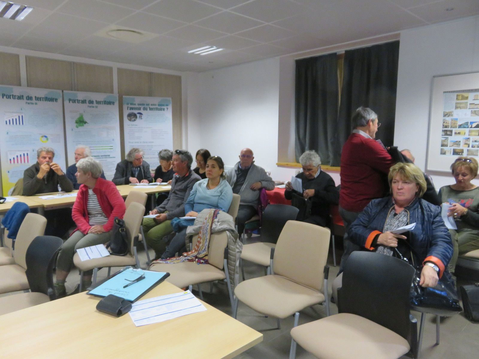 Saint André les Alpes: Le Conseil de Développement a pris un second souffle